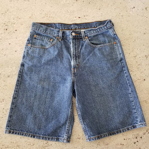Levi's 550 Relaxed Fit Men's Shorts - 32